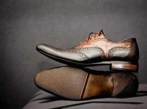 Brogues by Heel the World